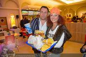 10 Jahresfeier - Burger King - Di 08.04.2014 - Christina LUGNER10
