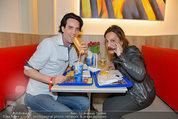10 Jahresfeier - Burger King - Di 08.04.2014 - Josef WINKLER, Atousa MASTAN15