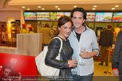 10 Jahresfeier - Burger King - Di 08.04.2014 - Atousa MASTAN, Josef WINKLER3