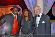 Dancing Stars - ORF Zentrum - Fr 11.04.2014 - Biko BOTOWAMUNGU mit Ehefrau Nakale (Natalie), T.SCH�FER-ELMAYE19