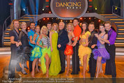 Dancing Stars - ORF Zentrum - Fr 11.04.2014 - Dancing Stars Gruppenfoto2