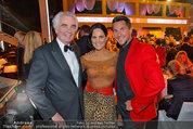 Dancing Stars - ORF Zentrum - Fr 11.04.2014 - Hannes NEDBAL, Nicole BURNS-HANSEN, Balasz EKKER22