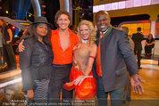 Dancing Stars - ORF Zentrum - Fr 11.04.2014 - Biko u. Nakale BOTOWAMUNGU, Marco ANGELINI, Maria SANTNER51