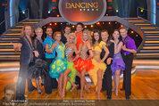 Dancing Stars - ORF Zentrum - Fr 11.04.2014 - Dancing Stars Gruppenfoto6