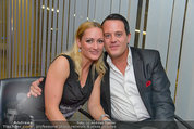 Dancing Stars - ORF Zentrum - Fr 11.04.2014 - Gregor GLANZ mit Freundin Daniela79