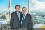 50 Jahresfeier - Donauturm - Mi 16.04.2014 - Michael HANKE, Karl MAHRER10