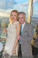 50 Jahresfeier - Donauturm - Mi 16.04.2014 - Christian und Ekaterina MUCHA16