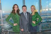 50 Jahresfeier - Donauturm - Mi 16.04.2014 - Carmen STAMBOLI, Michael LUDWIG, Christine REILER24