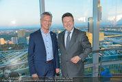50 Jahresfeier - Donauturm - Mi 16.04.2014 - Bert COPAR, Michael LUDWIG27