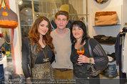 Late Night Shopping - Mondrean - Mi 23.04.2014 - Amina DAGI mit Mutter Indira und Bruder Gilani1
