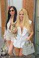 Late Night Shopping - Mondrean - Mi 23.04.2014 - Tara TABHITA mit Freundin Djana und Hund Malu26