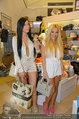 Late Night Shopping - Mondrean - Mi 23.04.2014 - Tara TABHITA mit Freundin Djana und Hund Malu29