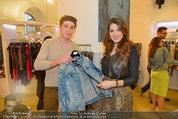 Late Night Shopping - Mondrean - Mi 23.04.2014 - Amina DAGI mit Bruder Gilani34