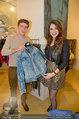 Late Night Shopping - Mondrean - Mi 23.04.2014 - Amina DAGI mit Bruder Gilani35