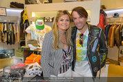 Late Night Shopping - Mondrean - Mi 23.04.2014 - Uwe KR�GER, Andrea BOCAN5