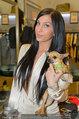 Late Night Shopping - Mondrean - Mi 23.04.2014 - Tara TABHITA mit Hund Malu9