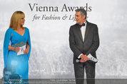 Vienna Awards for Fashion & Lifestyle - MAK - Do 24.04.2014 - Christian CLERICI, Nadini MITRA102