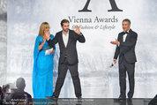 Vienna Awards for Fashion & Lifestyle - MAK - Do 24.04.2014 - Christian CLERICI, Nadini MITRA141