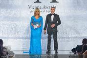 Vienna Awards for Fashion & Lifestyle - MAK - Do 24.04.2014 - Christian CLERICI, Nadini MITRA142