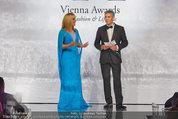 Vienna Awards for Fashion & Lifestyle - MAK - Do 24.04.2014 - Christian CLERICI, Nadini MITRA158