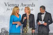 Vienna Awards for Fashion & Lifestyle - MAK - Do 24.04.2014 - Christian CLERICI, Karen M�LLER, Nadini MITRA164