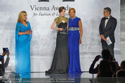 Vienna Awards for Fashion & Lifestyle - MAK - Do 24.04.2014 - Nadini MITRA, Valerie CAMPBELL, Christian CLERICI, Coco ROCHA323