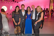 Vienna Awards for Fashion & Lifestyle - MAK - Do 24.04.2014 - Markus BREITENECKER, Doris Gabor u. Jenny ROSE, Marjan FIROUZ355