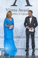 Vienna Awards for Fashion & Lifestyle - MAK - Do 24.04.2014 - Christian CLERICI, Nadini MITRA97