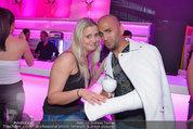 Style up your Life - Platzhirsch - Fr 25.04.2014 - Eric PAPILAYA mit Gipshand und Freundin Julie2