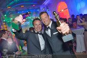 ROMY Gala aftershowparty - Hofburg - Sa 26.04.2014 - Ernst HAUSLEITNER, Alexander WURZ1