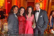 ROMY Gala aftershowparty - Hofburg - Sa 26.04.2014 - Jose CAMPOS, Christine NEUBAUER, Barbara WUSSOW, Albert FORTELL2
