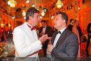ROMY Gala aftershowparty - Hofburg - Sa 26.04.2014 - Hans SIGL, Guido Maria KRETSCHMER21