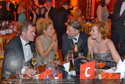 ROMY Gala aftershowparty - Hofburg - Sa 26.04.2014 - Cornelius OBONYA, Carolin PIENKOS, Gert K., Nicole BEUTLER27