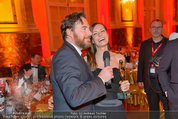 ROMY Gala aftershowparty - Hofburg - Sa 26.04.2014 - Michael Bully HERBIG interviewt Reporterin30