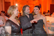 ROMY Gala aftershowparty - Hofburg - Sa 26.04.2014 - Lilian Billy KLEBOW, Erich ALTENKOPF, Ursula Uschi STRAUSS46