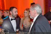 ROMY Gala aftershowparty - Hofburg - Sa 26.04.2014 - Peter RAPP, Mirjam WEICHSELBRAUN53