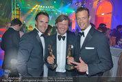 ROMY Gala aftershowparty - Hofburg - Sa 26.04.2014 - Ernst HAUSLEITNER, Christian MAREK, Alexander WURZ56