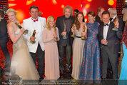 Romy Gala - Preisverleihung - Hofburg - Sa 26.04.2014 - Gruppenfoto Preistr�ger (FISCHER, GOTTSCHALK, SIGL, MAROLT, etc118