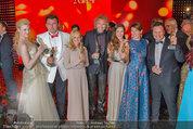 Romy Gala - Preisverleihung - Hofburg - Sa 26.04.2014 - Gruppenfoto Preistr�ger (FISCHER, GOTTSCHALK, SIGL, MAROLT, etc121