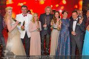 Romy Gala - Preisverleihung - Hofburg - Sa 26.04.2014 - Gruppenfoto Preistr�ger (FISCHER, GOTTSCHALK, SIGL, MAROLT, etc122