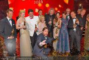 Romy Gala - Preisverleihung - Hofburg - Sa 26.04.2014 - Selfie Preistr�ger (FISCHER, GOTTSCHALK, SIGL, MAROLT, HERBIG)125
