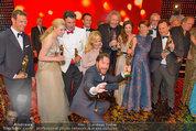 Romy Gala - Preisverleihung - Hofburg - Sa 26.04.2014 - Selfie Preistr�ger (FISCHER, GOTTSCHALK, SIGL, MAROLT, HERBIG)127
