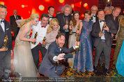Romy Gala - Preisverleihung - Hofburg - Sa 26.04.2014 - Selfie Preistr�ger (FISCHER, GOTTSCHALK, SIGL, MAROLT, HERBIG)128