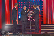 Romy Gala - Preisverleihung - Hofburg - Sa 26.04.2014 - Hugo PORTISCH �bergibt Romy an Alexander WURZ, Ernst HAUSLEITNE17