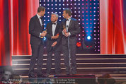 Romy Gala - Preisverleihung - Hofburg - Sa 26.04.2014 - Hugo PORTISCH �bergibt Romy an Alexander WURZ, Ernst HAUSLEITNE19