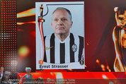 Romy Gala - Preisverleihung - Hofburg - Sa 26.04.2014 - Ernst STRASSER (Einblendung auf screen)34