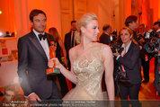 Romy Gala - Preisverleihung - Hofburg - Sa 26.04.2014 - Larissa MAROLT, Whitney SUDLER-SMITH39