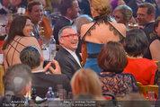 Romy Gala - Preisverleihung - Hofburg - Sa 26.04.2014 - Barbara SCH�NEBERGER, Rudi Rudolf JOHN67