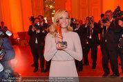 Romy Gala - Preisverleihung - Hofburg - Sa 26.04.2014 - Helene FISCHER76