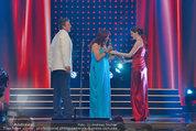 Romy Gala - Preisverleihung - Hofburg - Sa 26.04.2014 - Sabine PETZL �berreicht Romy an Hans SIGL8